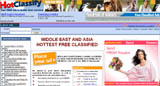 HotClassify - Post you classified Ads FREE of charge